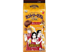 カントリーマアム 香ばしナッツ